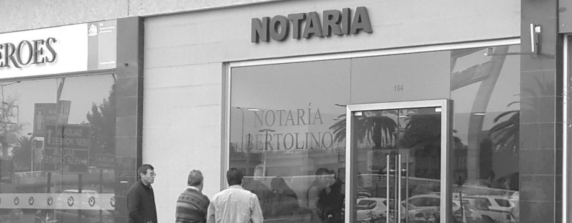 Notaría Bertolino